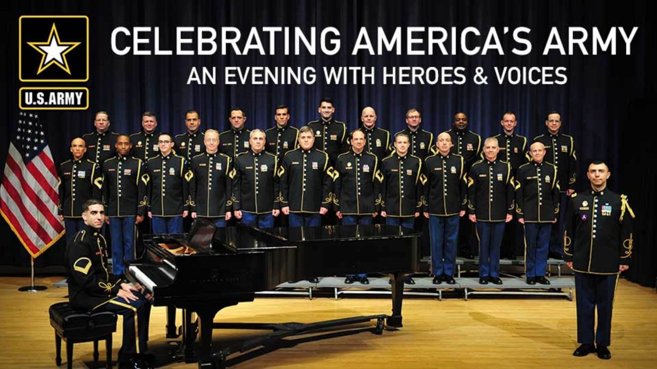 Celebrating America's Army: An Evening With Heroes And Voices