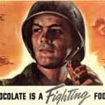 Valorous TV The sweet history of history of chocolate in the military