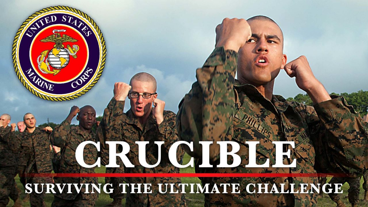 Crucible – Surviving The Ultimate Challenge