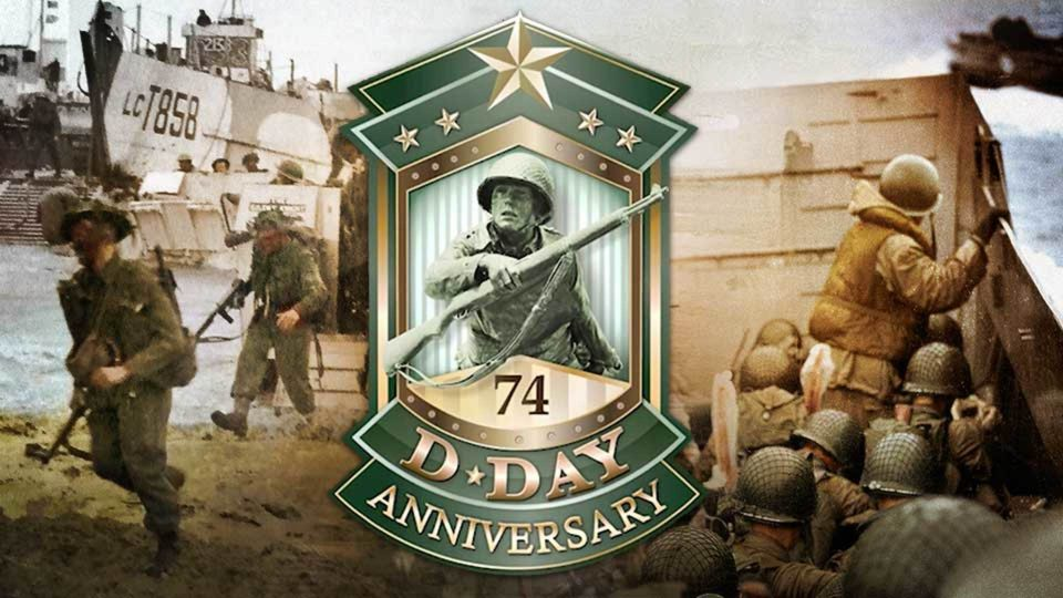 D-Day 74th Anniversary