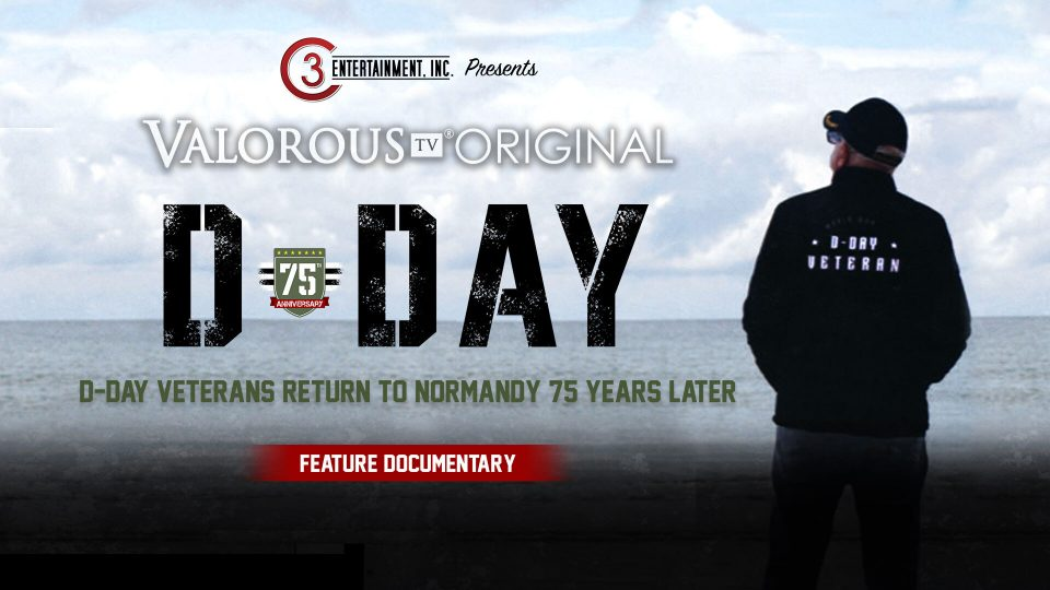 D-Day 75th Anniversary: D-Day Veterans Return to Normandy 75 Years Later