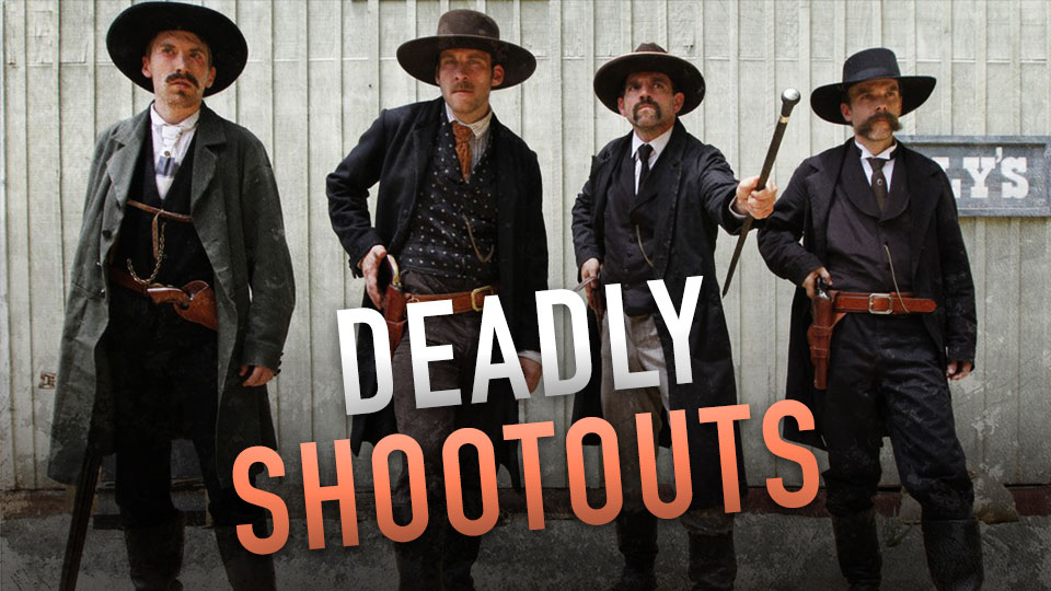 Deadly Shootouts TV Series