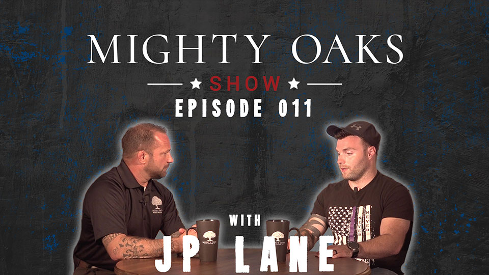 Discussion with JP Lane; a Purple Heart Veteran, Motivational Speaker & Musician