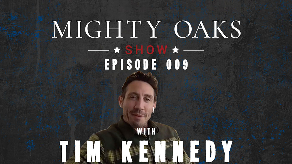 Discussion with Tim Kennedy, Special Forces Sniper, Army Ranger & UFC Fighter