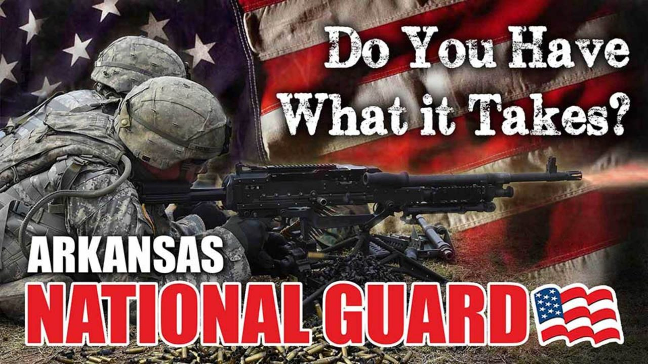 Do You Have What It Takes? – Arkansas National Guard