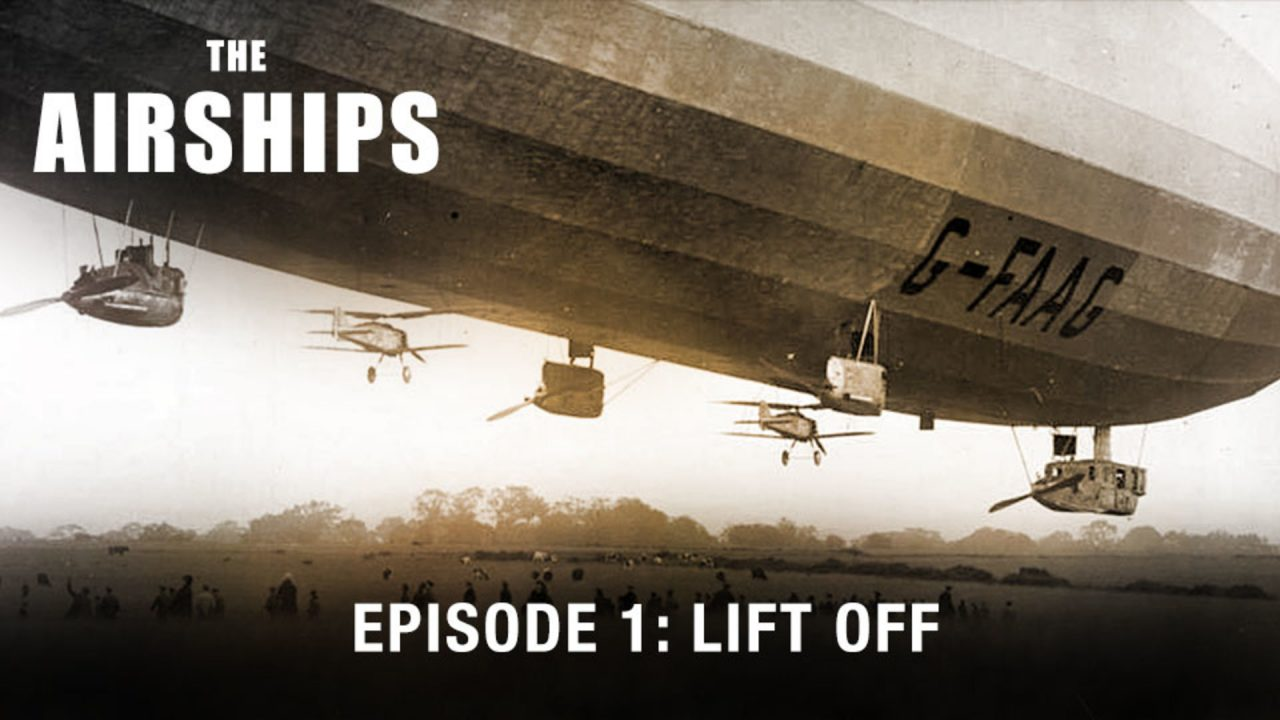 Episode 1: Lift Off