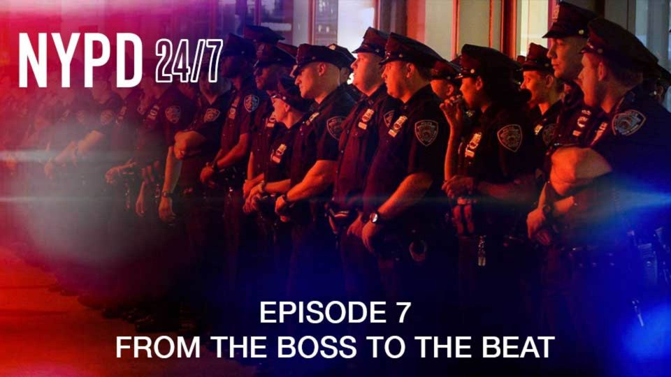 "Episode 7 – ""From the Boss to the Beat."""