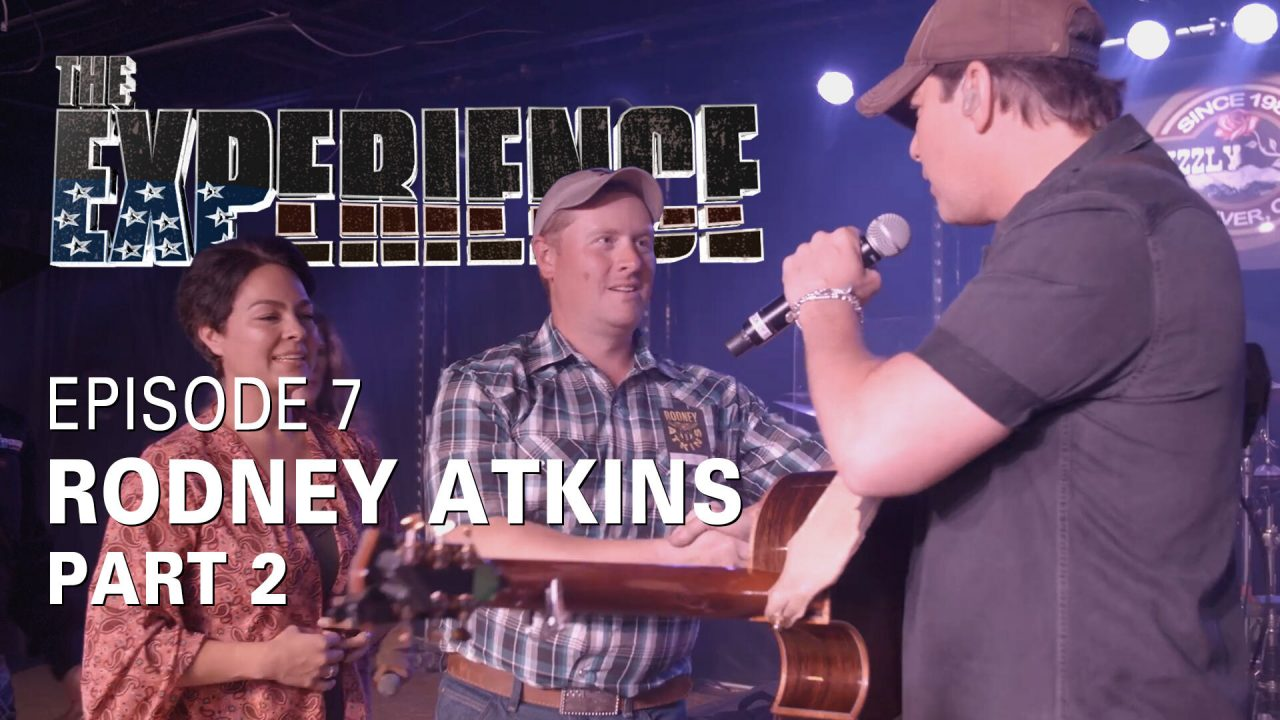 The Experience: Rodney Atkins Country Music Artist– Matt Murman – Hero PART 2