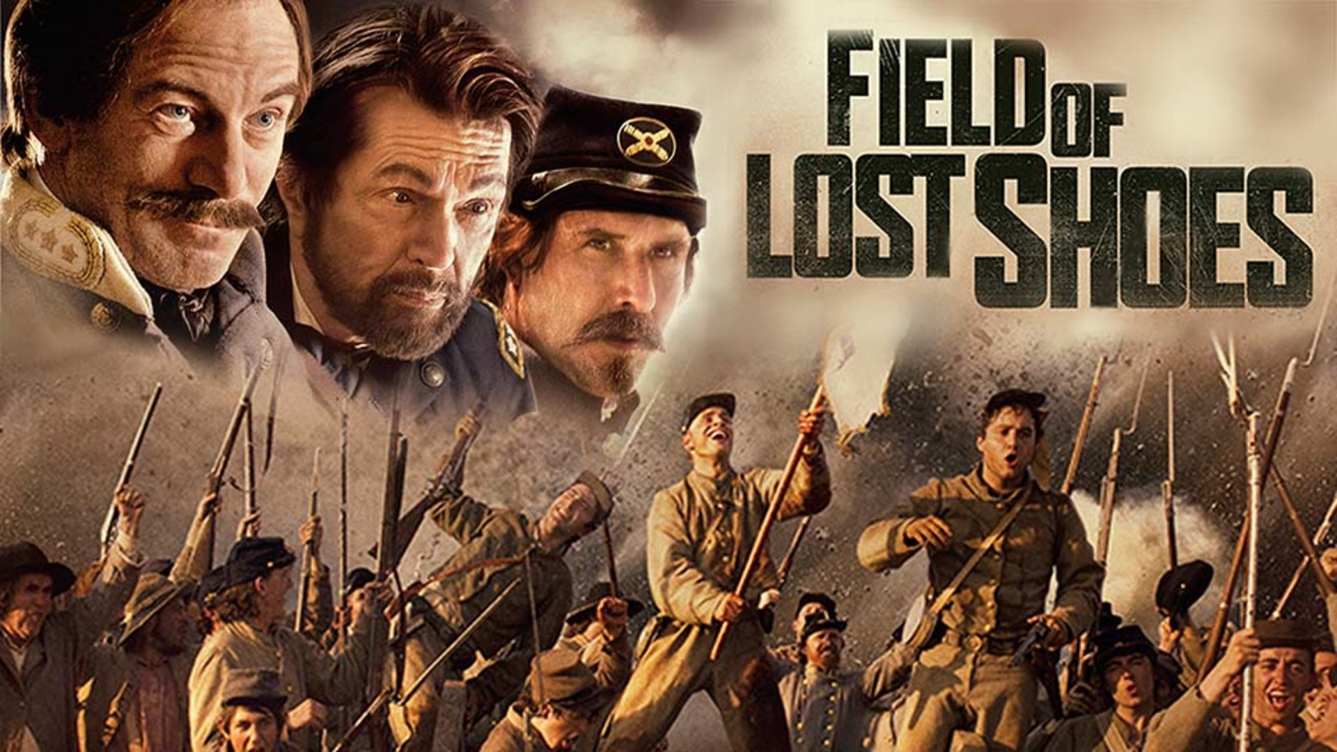 Valorous TV Field of Lost Shoes starring David Arquette and Tom Skeritt