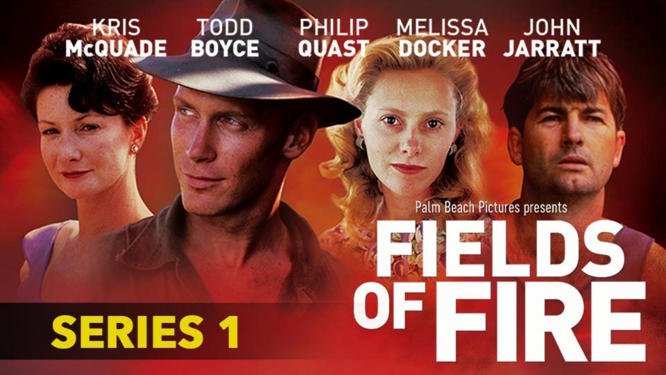 Fields Of Fire - Series 1