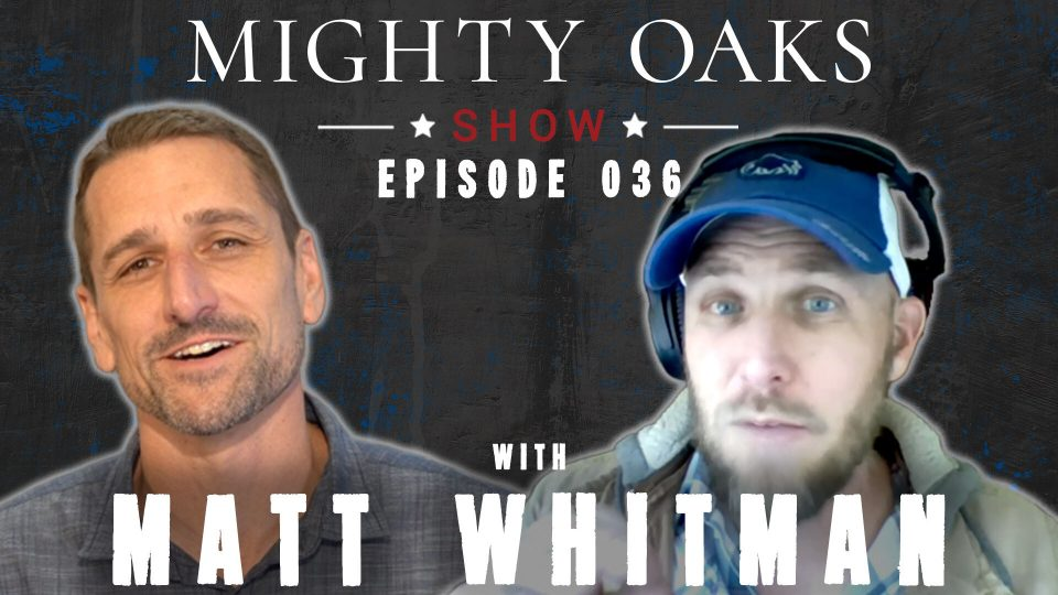 Finding Faith with Matt Whitman from The Ten Minute Bible Hour