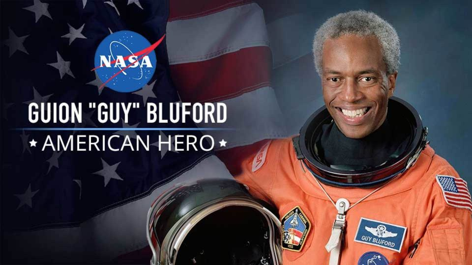 "Guion ""Guy"" Bluford, American Hero"