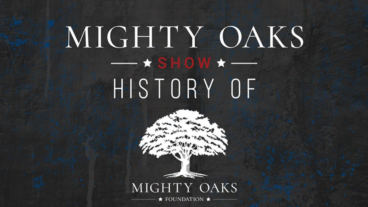 History of Mighty Oaks Foundation