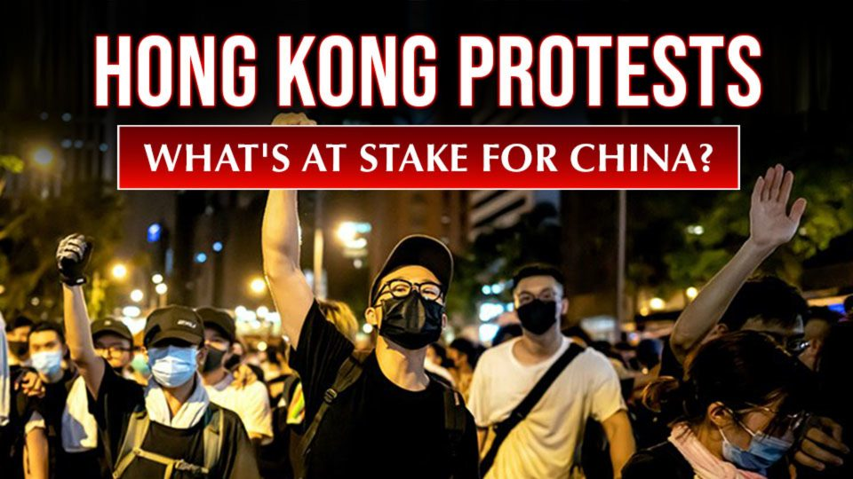 Hong Kong Protests: What's At Stake For China?