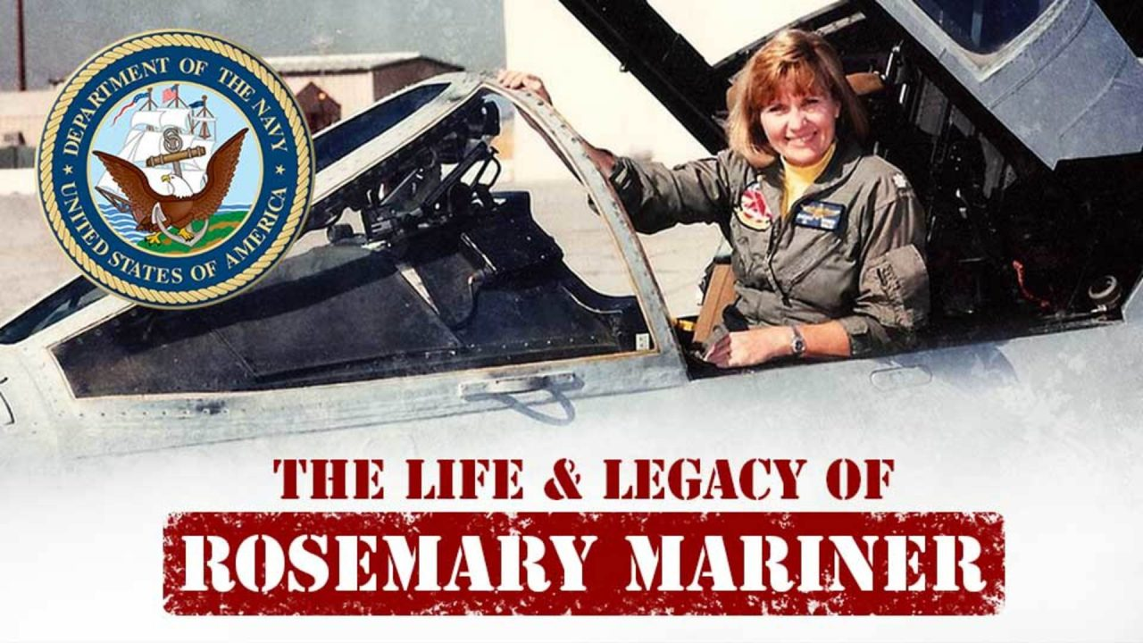 Honoring the life and legacy of Capt. Rosemary Mariner