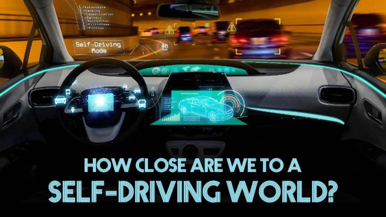 How Close Are We to a Self-Driving World?