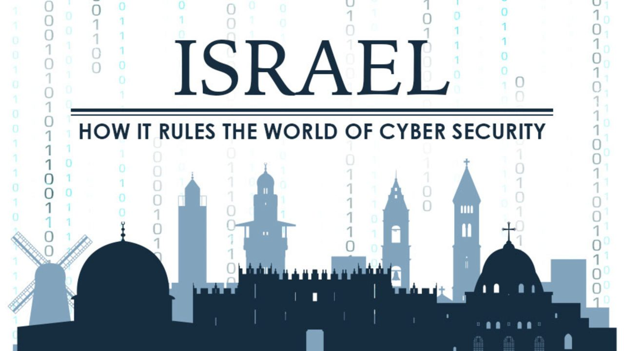 How Israel Rules The World Of Cyber Security