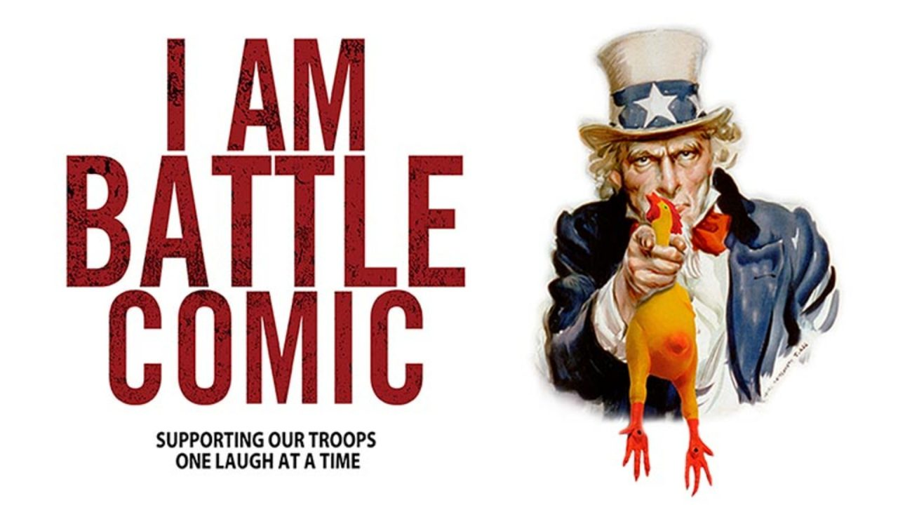 I Am Battle Comic Trailer
