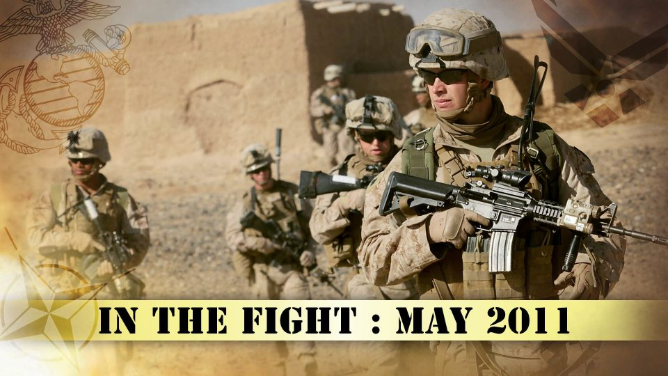 In The Fight – May 2011