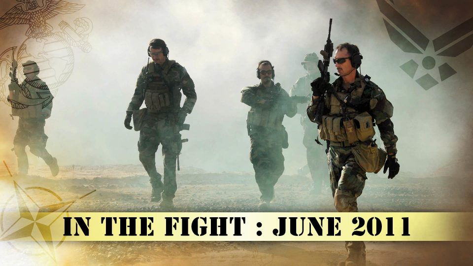 In The Fight – June 2011