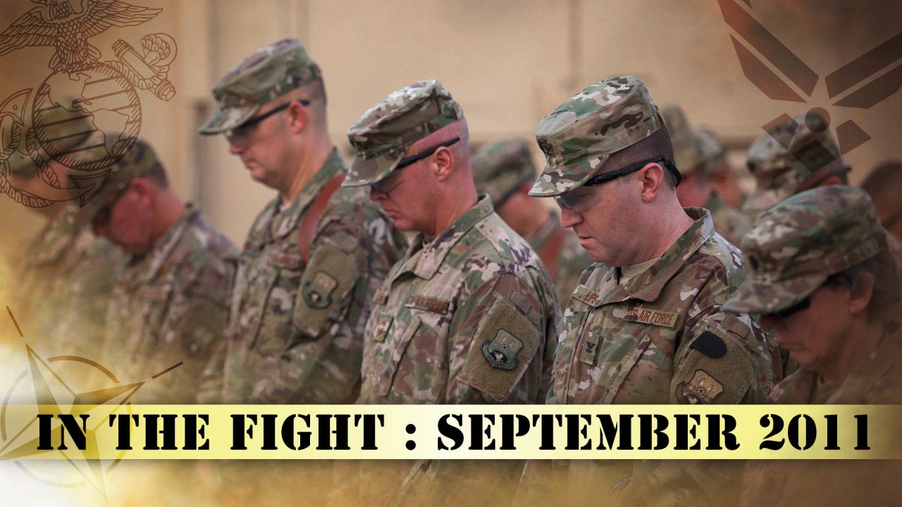 In The Fight – September 2011