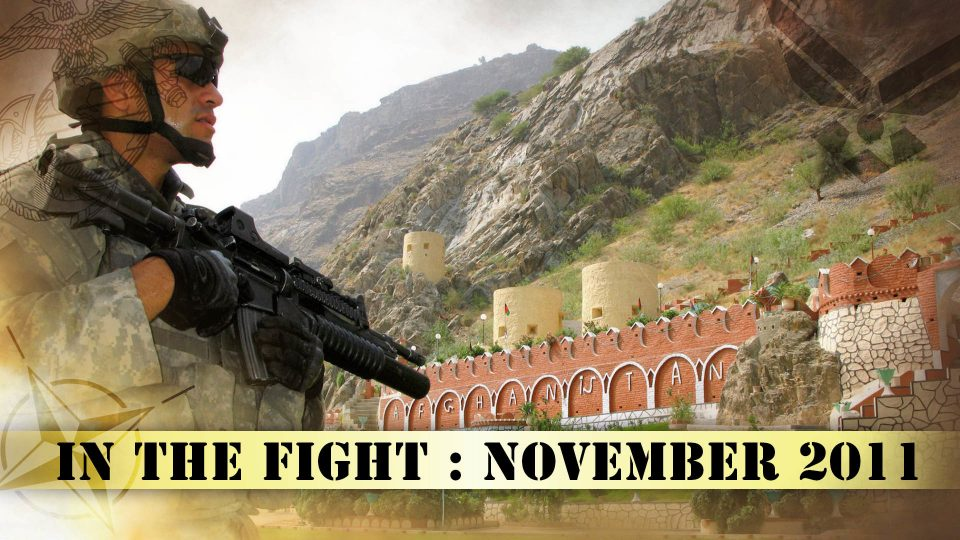 In The Fight – November 2011