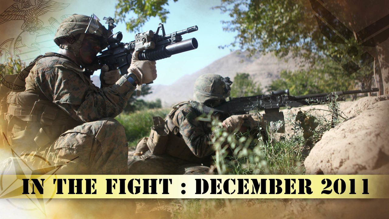 In the Fight – December 2011