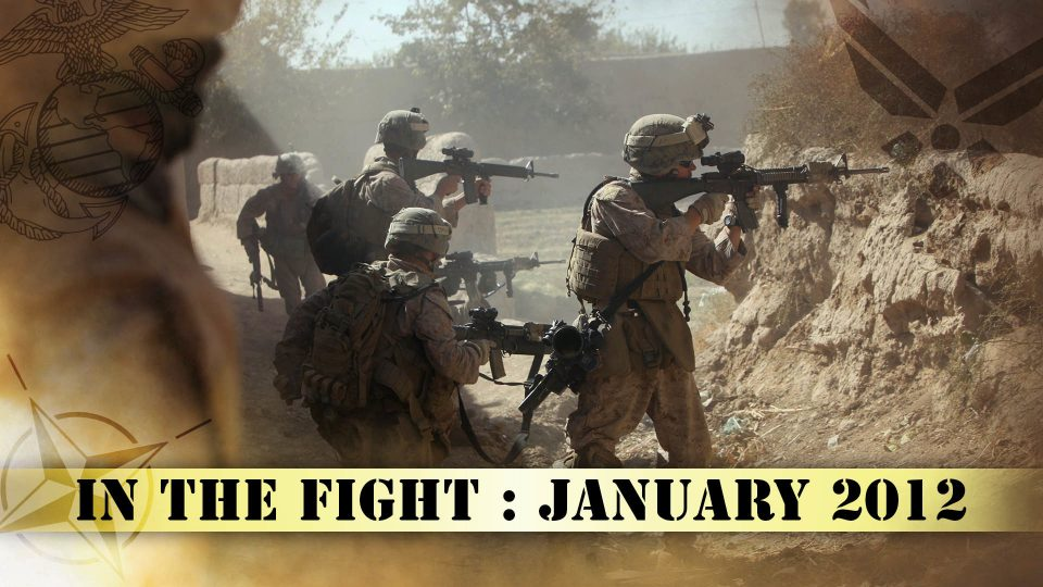In The Fight – January 2012