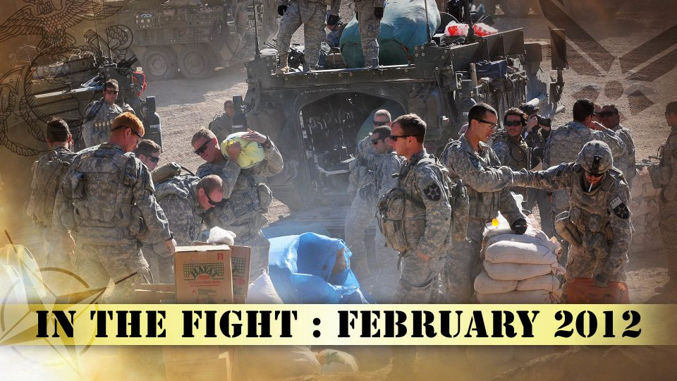 In The Fight – February 2012