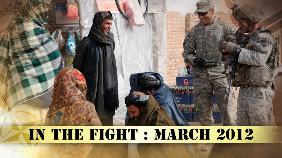 In The Fight – March 2012