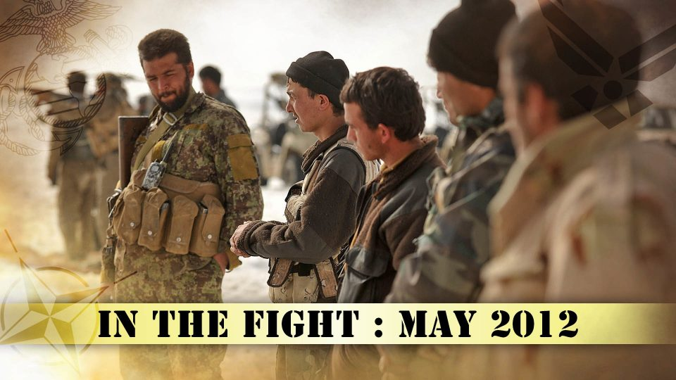 In The Fight – May 2012