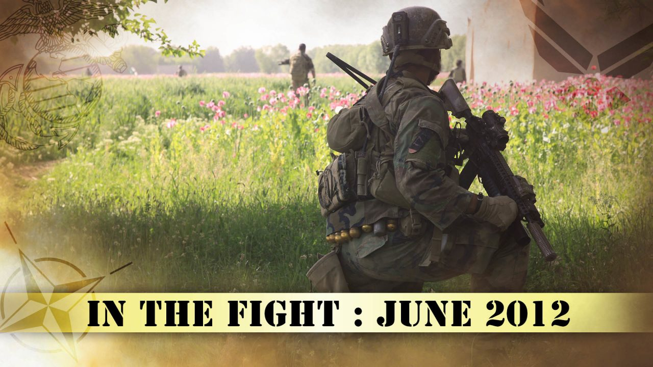 In The Fight – June 2012