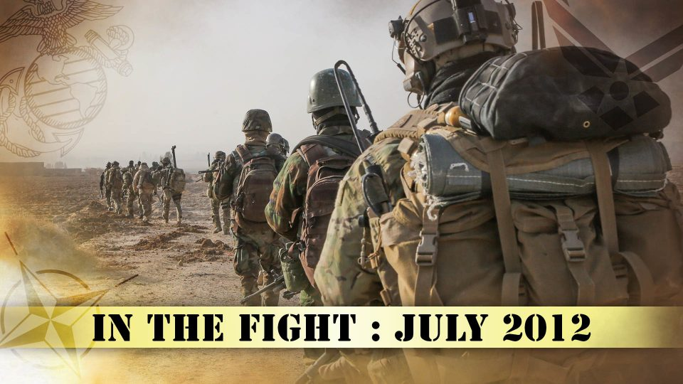 In The Fight – July 2012