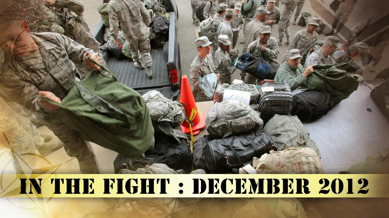 In The Fight – December 2012