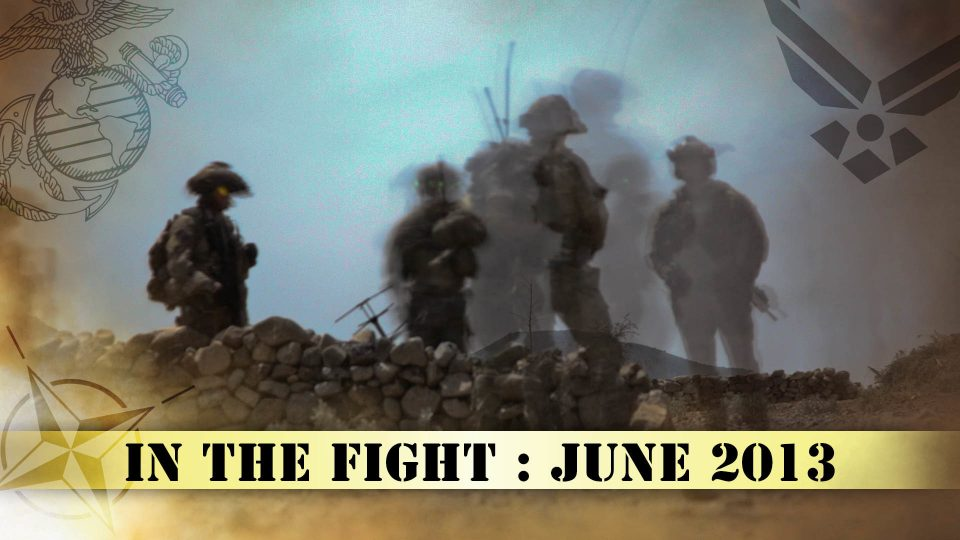 In The Fight – June 2013