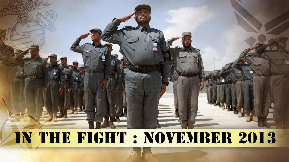 In The Fight – November 2013