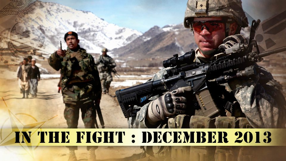 In The Fight – December 2013