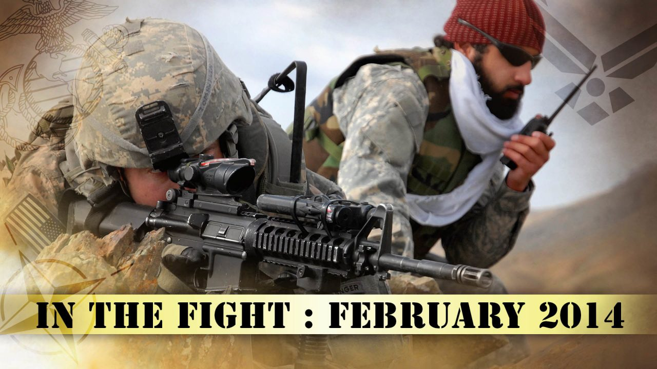 In The Fight – February 2014