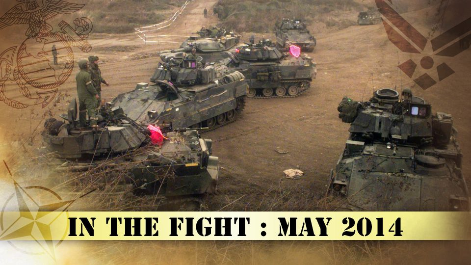 In The Fight – May 2014