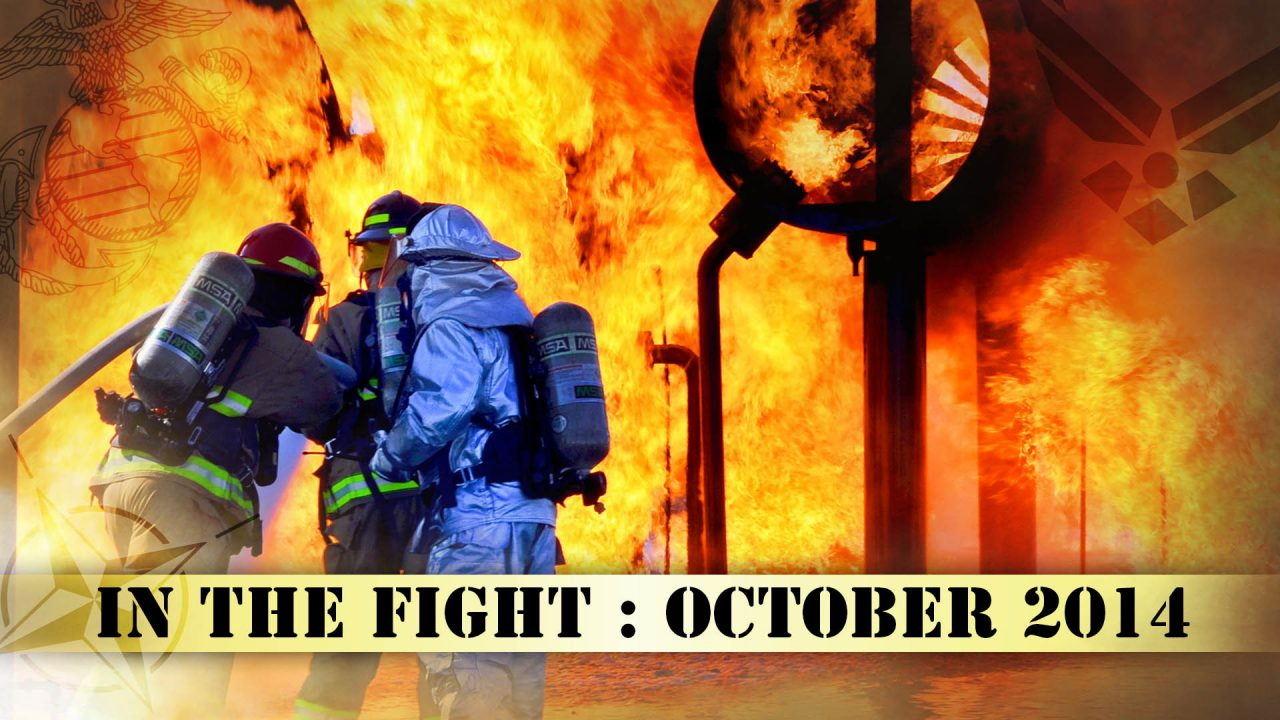 In The Fight – October 2014