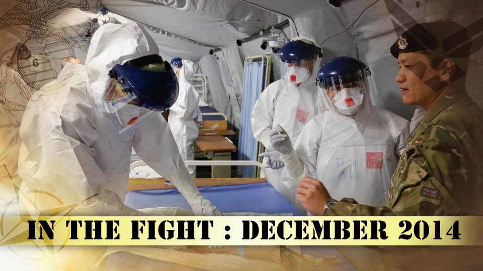 In The Fight – December 2014
