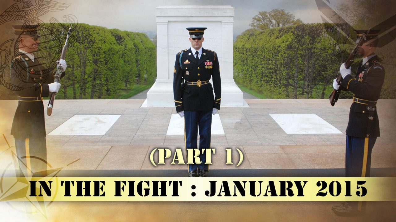 In The Fight – January 2015 (Part One)