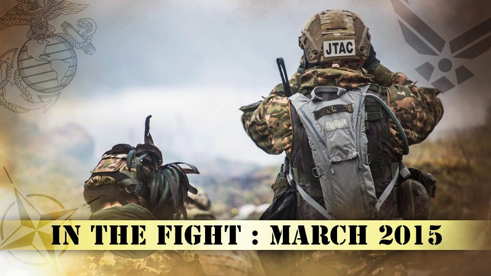 In The Fight – March 2015