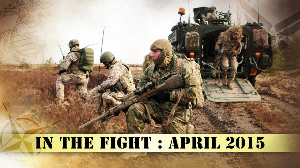 In The Fight – April 2015