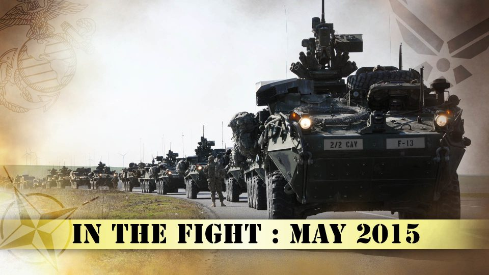 In The Fight – May 2015