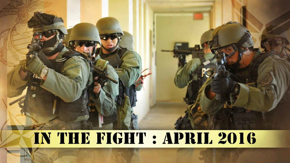 In The Fight – April 2016