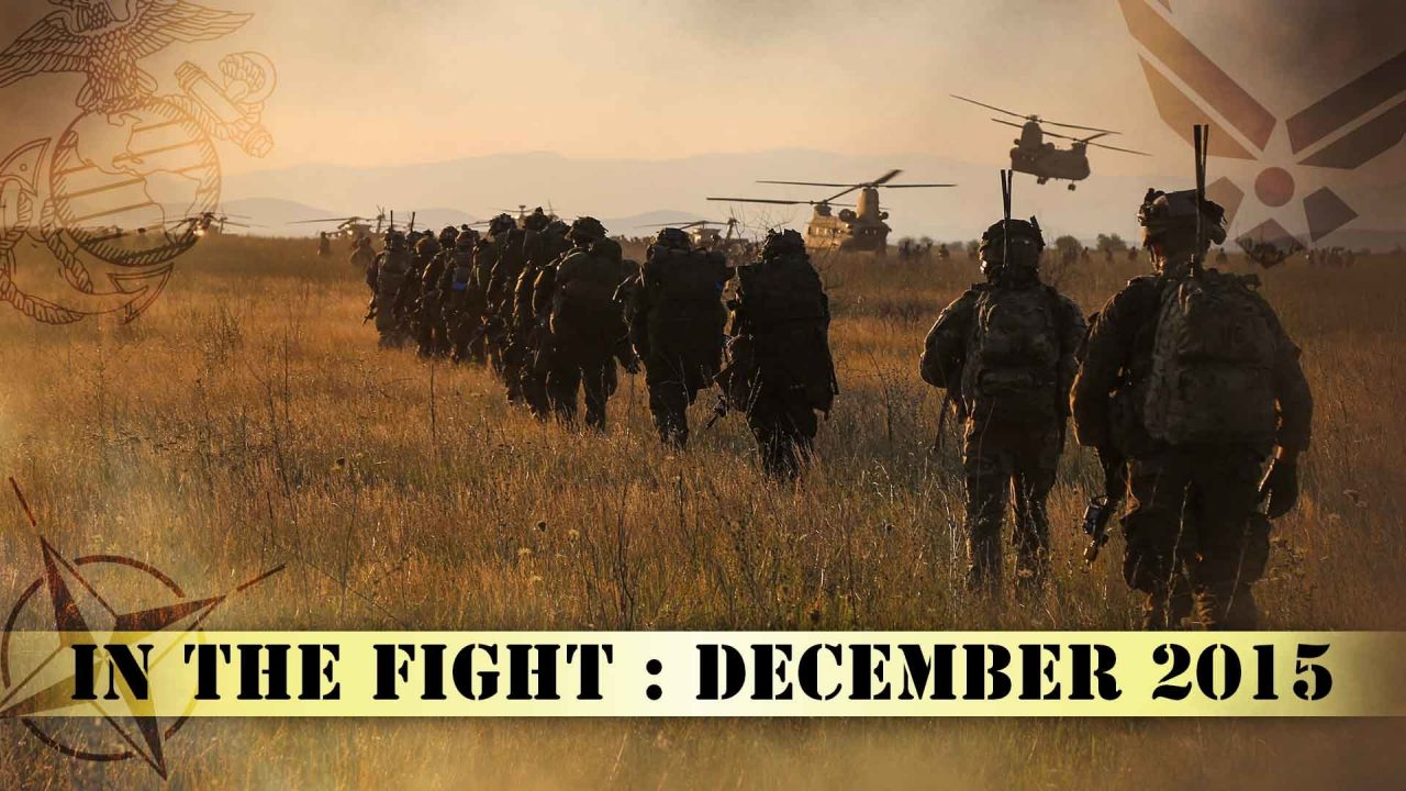 In The Fight – December 2015