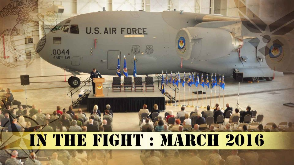 In The Fight – March 2016