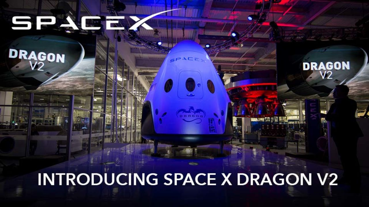 Introducing SpaceX Dragon V2