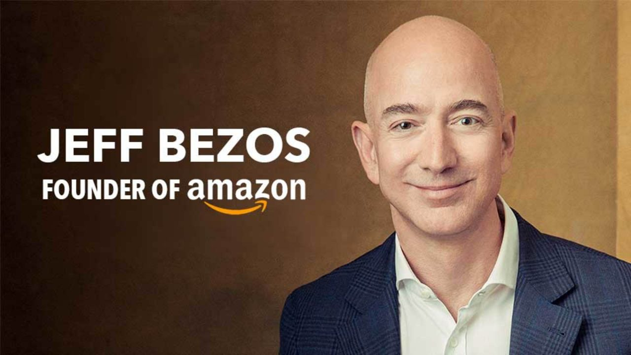 Jeff Bezos Founder Of Amazon